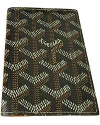 Goyard Cloth Small Bag - Brown
