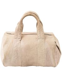 Alexander Wang - Rocco Leather Bag - Lyst