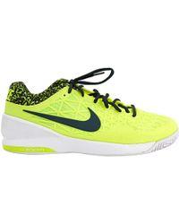 bc86c8f0dbd9 Nike Air Zoom Grade Sneakers in Green for Men - Lyst