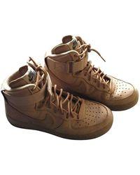 Nike Air Force 1 High cammello