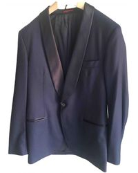 Brunello Cucinelli Cashmere Suit - Blue