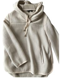 Mulberry \n Beige Cotton Knitwear - Natural