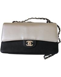 Chanel Timeless/classique Leather Handbag - Multicolour