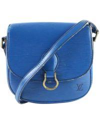 Louis Vuitton - Saint Cloud Leather Crossbody Bag - Lyst
