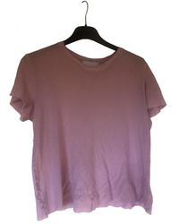 Nanushka Pink Synthetic Top
