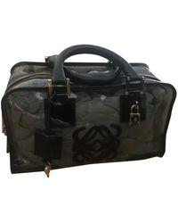 Loewe Amazona Handbag - Black