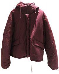 Yeezy Jacket - Purple