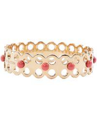 Louis Vuitton - Gold Gold Plated Bracelets - Lyst