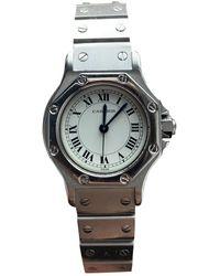 Cartier Reloj Santos Ronde - Multicolor
