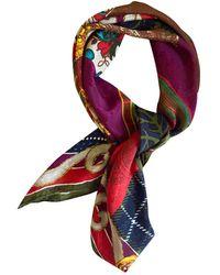 Christian Lacroix Silk Neckerchief - Multicolor