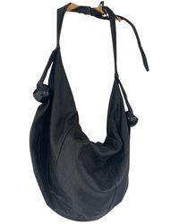 See By Chloé Leather Handbag - Black