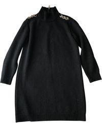 Burberry Wool Knitwear - Black