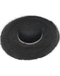 Chanel Hüte - Schwarz