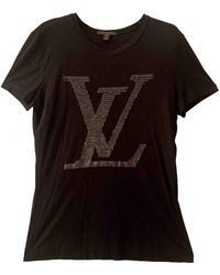 Louis Vuitton Camiseta - Negro
