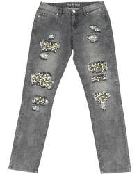 Michael Kors - Straight Pants - Lyst