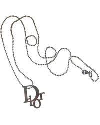 Dior Oblique Colliers - Grau