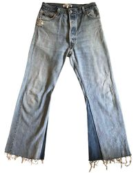 RE/DONE - Jeans - Lyst