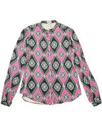 Temperley London - \n Multicolour Silk Top - Lyst