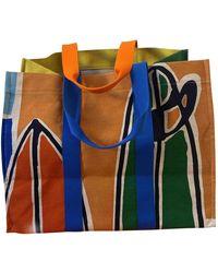 Hermès Wochenende Tasche - Mehrfarbig