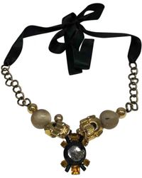Marni - Pre-owned Necklace - Lyst