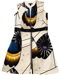 Louis Vuitton - Pre-owned Mini Dress - Lyst