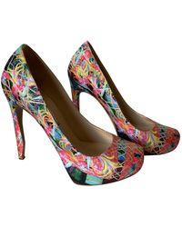 Nicholas Kirkwood Leather Heels - Multicolour