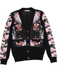 Givenchy Wool Cardigan - Black