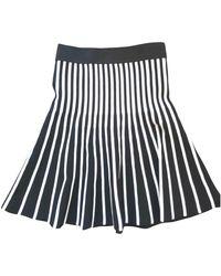 Maje Mini Skirt - Black