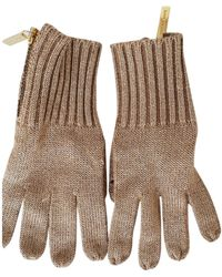 Michael Kors Wool Gloves - Multicolour