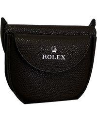 Rolex Leder Kleinlederwaren - Braun
