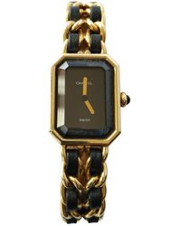 Chanel Première Uhren - Mettallic