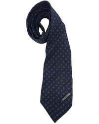 Givenchy - Vintage Multicolour Silk Ties - Lyst