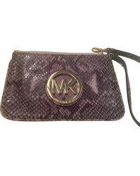 Michael Kors Leder Handtaschen - Mehrfarbig