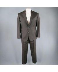 Hermès Wool Suit - Gray