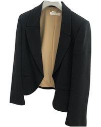 Chloé Black Viscose Jacket