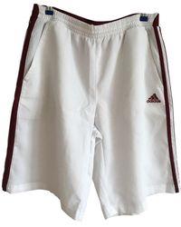 adidas Shorts - Weiß