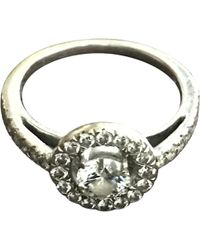 Messika - Joy White White Gold Ring - Lyst