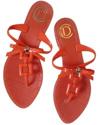 Dior Flip-flops - Orange