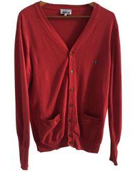 Vivienne Westwood Pull.Gilets.Sweats en Coton Rouge