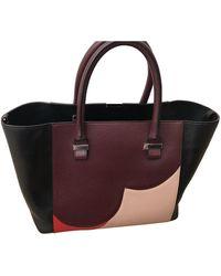 Victoria Beckham Quincy Leather Handbag - Multicolour