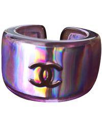 Chanel Ringe - Lila