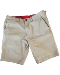 Burberry Shorts Baumwolle Beige - Natur