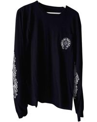 Chrome Hearts T-shirts - Schwarz