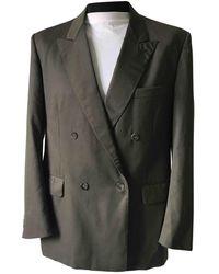 Dior Wolle Anzüge - Mehrfarbig