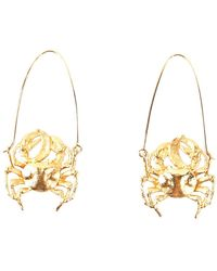 Givenchy Ohrringe - Mettallic