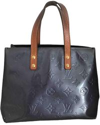 Louis Vuitton Tote bag Reade in Vernice - Viola