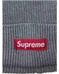 Supreme Hat - Grey