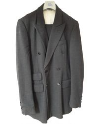 Vivienne Westwood Wool Suit - Grey