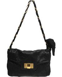 Lanvin - Leather Handbag - Lyst