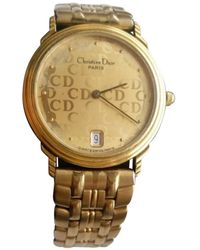 Dior Uhren - Mettallic